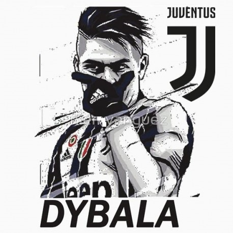 Paulo Dybala Coloring Pages Coloringpagesonly Com