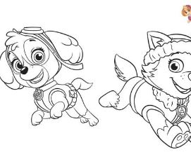 Paw Patrol Characters 3