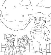 Paw Patrol Characters 7