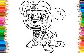 Paw Patrol Copy Skye Sea Patrol