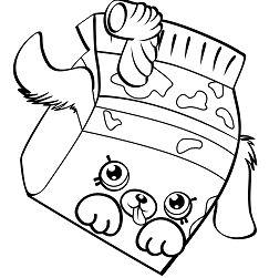 Petkins Dog Snout shopkins season 4