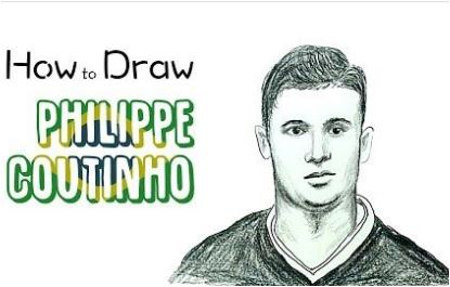 Philippe Coutinho-image 3 Coloring Page