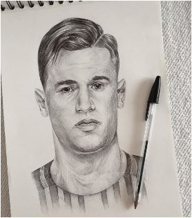 Philippe Coutinho-image 5 Coloring Page