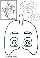 Pj Masks - Geco