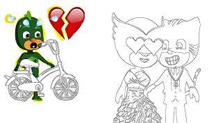 Pj Masks Catboy Love Owlette