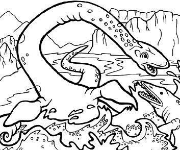 Plesiosaurus 5
