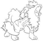 Pokemon Arcanin