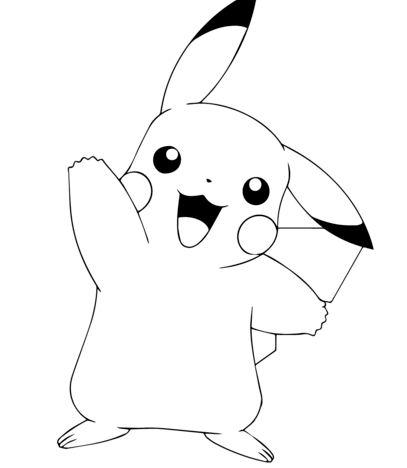 Pokémon GO Pikachu Waving