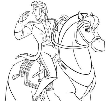 Prince Hans And Sitron