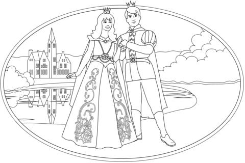 Princes Wedding