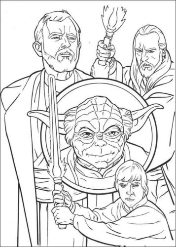 Protect Yoda