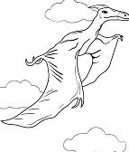 Pterodactyls Dinosaur 1