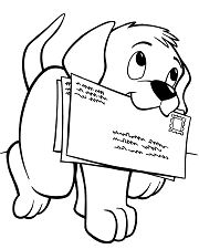 Puppy Made The Postman