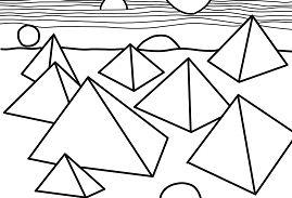 Pyramids by Alexander Calder