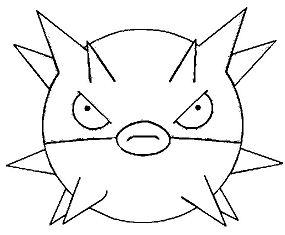 Qwilfish Pokemon