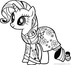 Details Coloring Page