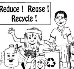 Recycle Bin Coloring Page - Free Coloring Pages Online
