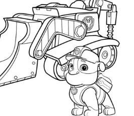 Rubble Paw Patrol 2