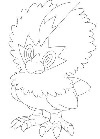 Rufflet Pokemon