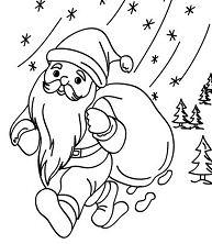 Santa Christmas 1