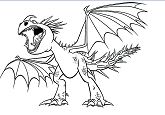 Scary Dragon 3