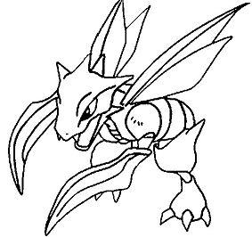 Scyther Pokemon