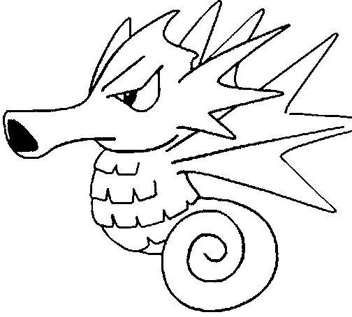Seadra Pokemon