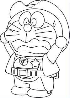 Shocking Doraemon Cartoon