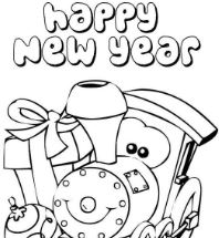 Shopkins Happy New Year