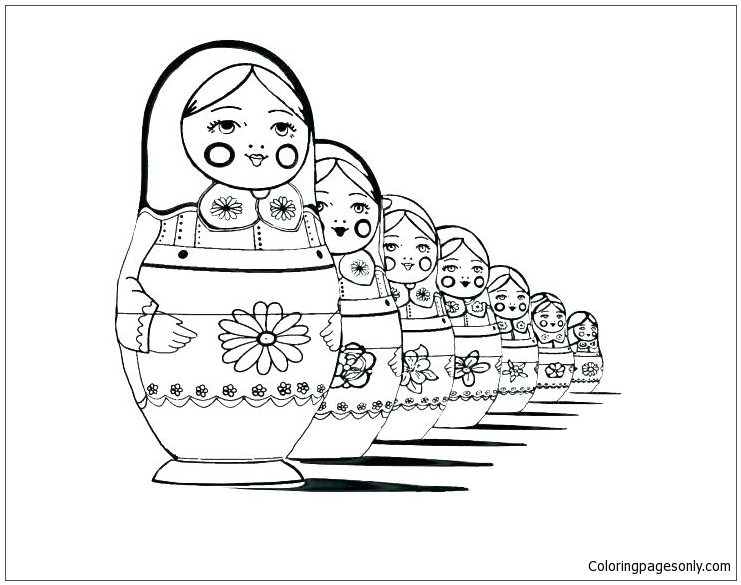 Shopkins Happy Places Dolls Coloring Page Free Coloring Pages Online
