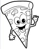 Shopkins Pizza