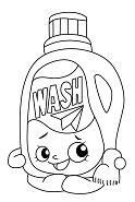 Shopkins Wendy Washer