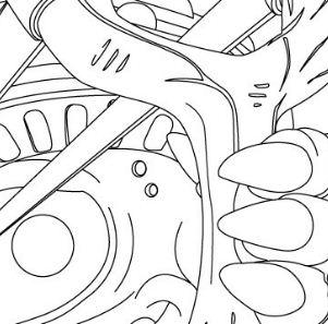 Shroomboom Skylanders Coloring Page
