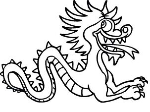 Silly Face Coloring Page