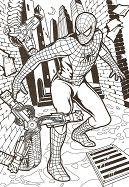 Simple Spiderman