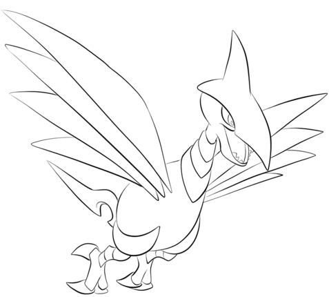 Skarmory Pokemon
