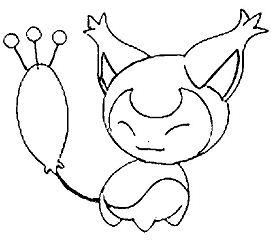 Skitty From Pokemon