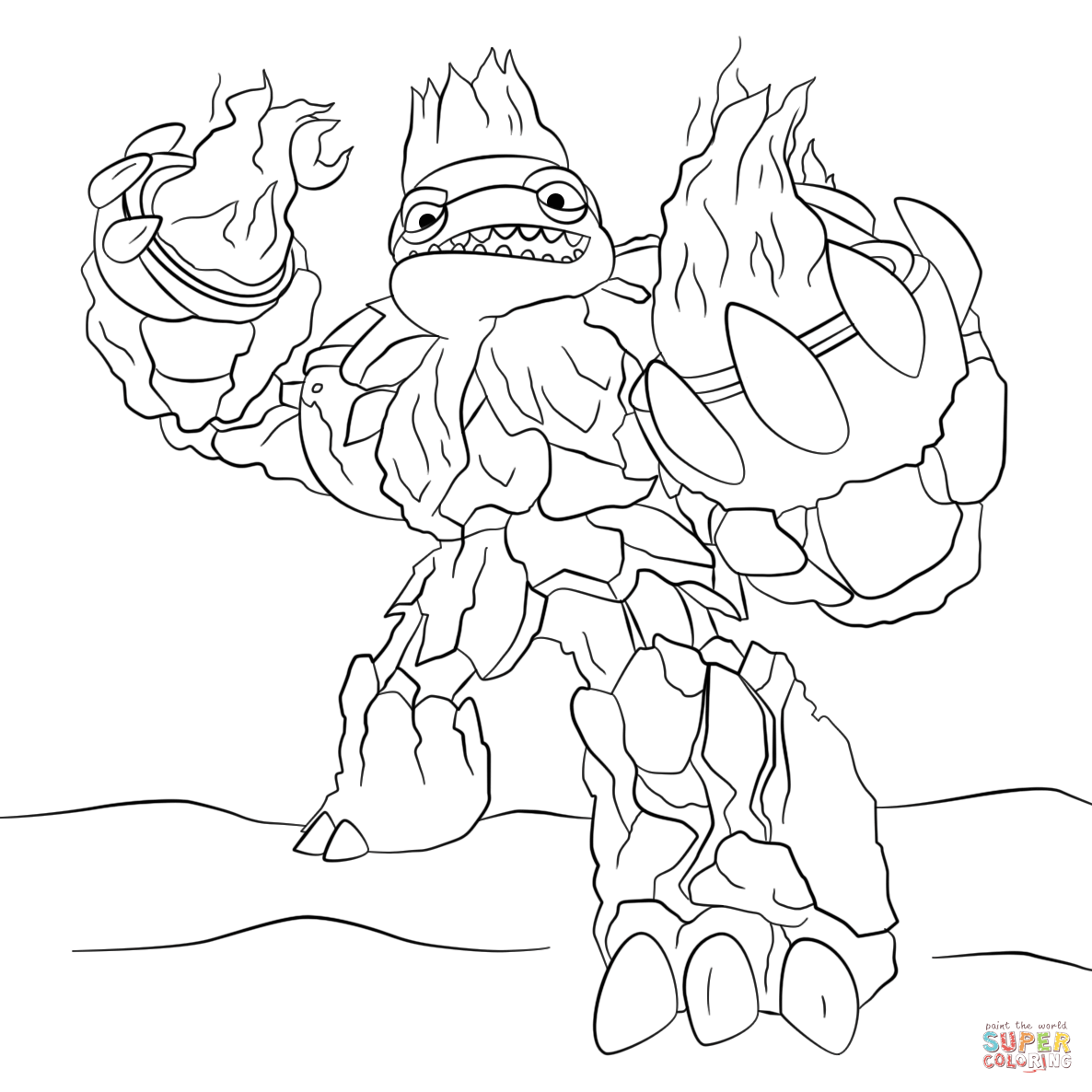 Skylander Coloring Page Spy Rise - Coloring Home | 1186x1186