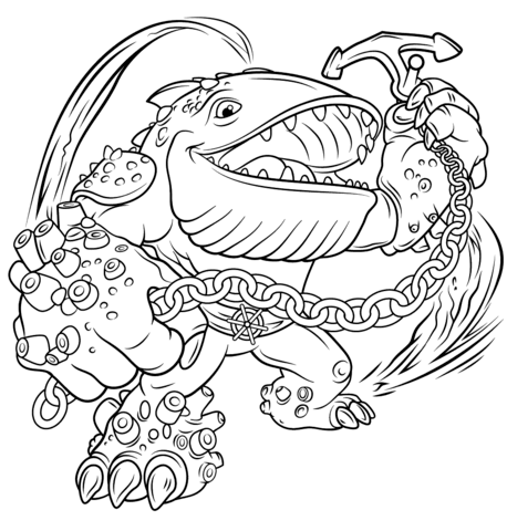 flameslinger coloring pages - photo#21