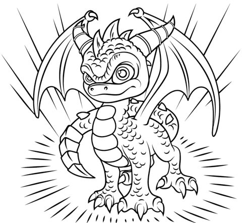 flameslinger coloring pages - photo#11