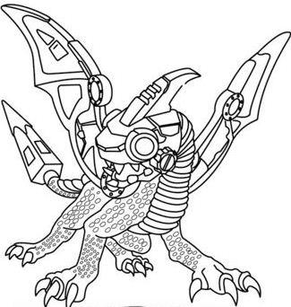 Skylanders Spyros Adventure Drobot From Skylanders