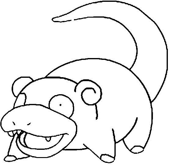Slowpoke Pokemon