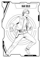 Solo: A Star Wars Story  Coloring Page