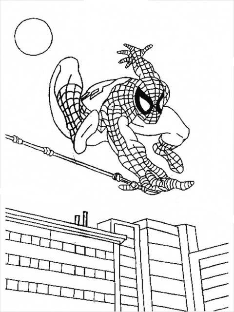 Spectacular Superhero Spiderman