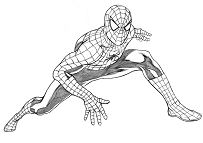 Spider Man move