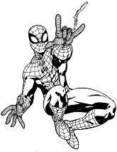Spider Man Superhero
