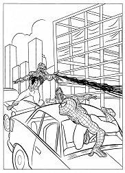 Spiderman and Venom - image 2