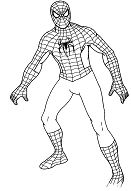 Spiderman Full Body