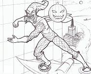 Spiderman Green Goblin 1
