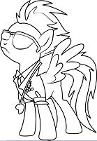 Spitfire From My Little Pony